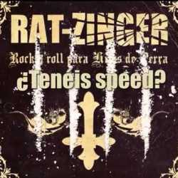 Rat-Zinger lyric-video de «Tenéis Speed»