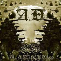 A.D. «Altar» tema adelanto de «Si Vis Pacem…»