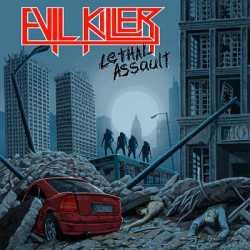 Evil Killer escucha «Lethal Assault» completo