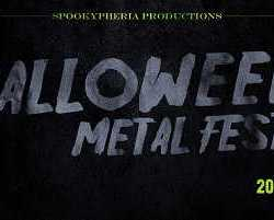 Halloween Metal Fest vídeo promocional 2015