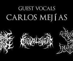 Carnivorous Voracity colaboración de Carlos Mejías