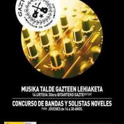 Nuclear Revenge clasificados para el Gazte Talent en Gasteiz