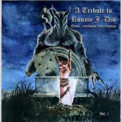 Óxido en un tributo a Ronnie James Dio