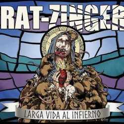 """Rat-Zinger escucha """"Larga Vida Al Infierno"""""""