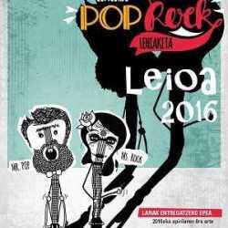Finalistas del XVI Concurso Pop Rock Leioa