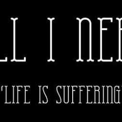 All I Need videoclip de «Life Is Suffering»