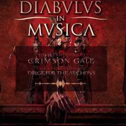 Diabulus In Musica lyric-video de «Crimson Gale»