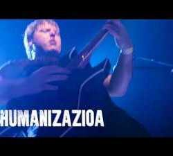 Ankhar vídeo en directo de «Deshumanizazioa»