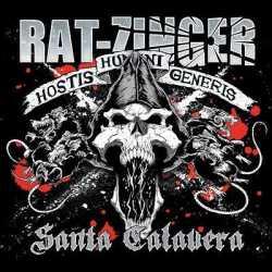 Rat-Zinger «Santa Calavera» en Febrero