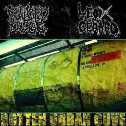 Mutilated Judge nuevo split «Rotten Urban Cuve»