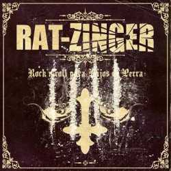 Rat-Zinger vinilo de «Rock and Roll para hijos de perra»