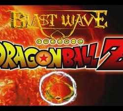 Blast Wave versión del tema central de la BSO de Dragon Ball Z
