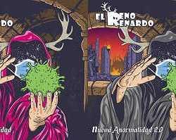 EL RENO RENARDO lanza single doble: 'Nueva Anormalidad'