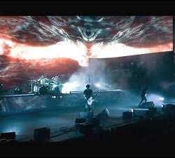 Gojira actuación en el Hellfest 2019