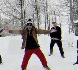 Brumadensa videoclip de «Brumadensa»