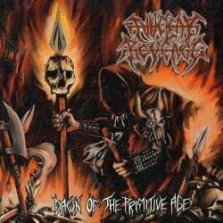 Nuclear Revenge portada de «Dawn Of The Primitive Age»