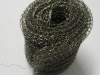 Knitted Mesh Filter Ring/Cylinders for depth filtration