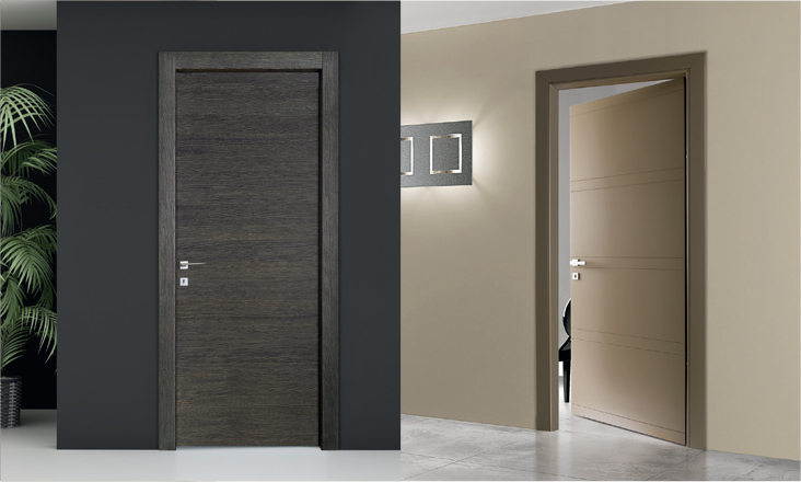 Produzione vendita e istallazione di Porte da interni porte scorrevoli porte in laminato