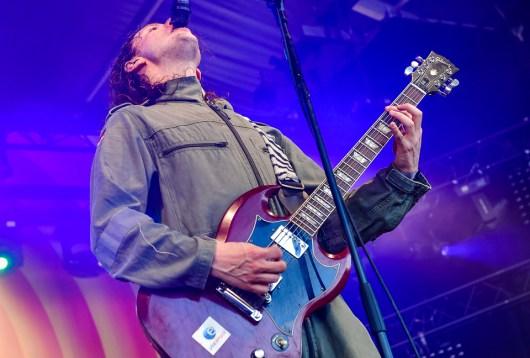 Ultra Vomit au Download Festival Paris le 16 juin 2018