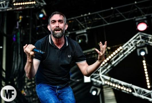 Mass Hysteria au Download Festival Paris le 17 juin 2018