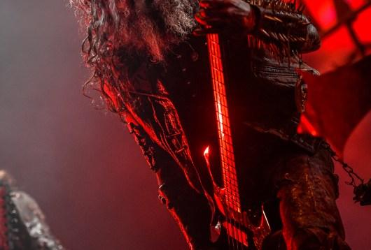 Watain au Hellfest le 23 juin 2018