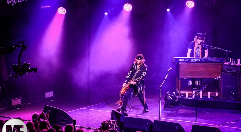 The Hollywood Vampire's au Montreux Jazz Festival le 05/06/2018