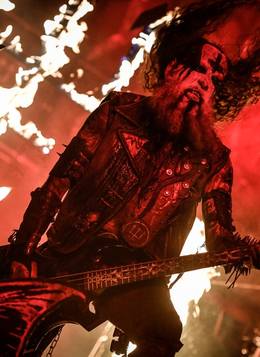 Watain au Wacken Open Air 2018
