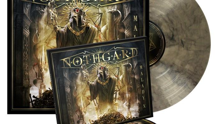 nothgard album cover