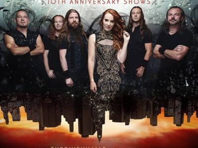 Epica en tournée en 2019