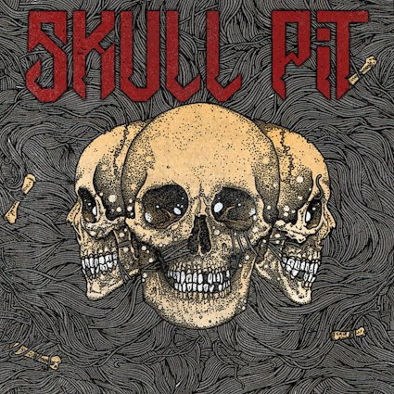 Skull Pit - Album Cover