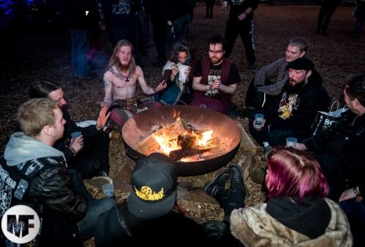 Ambiance au Wacken Winter Night 2019