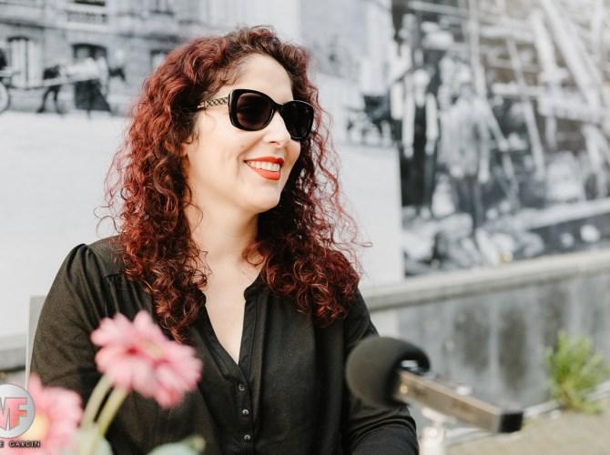 Marcela Bovio en 2019