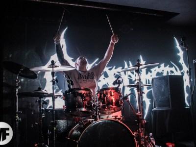 Dysentery au Gibus live en 2019