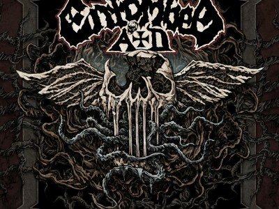 Pochette de l'abum Bowels Of Earth du groupe Entombed A.D.