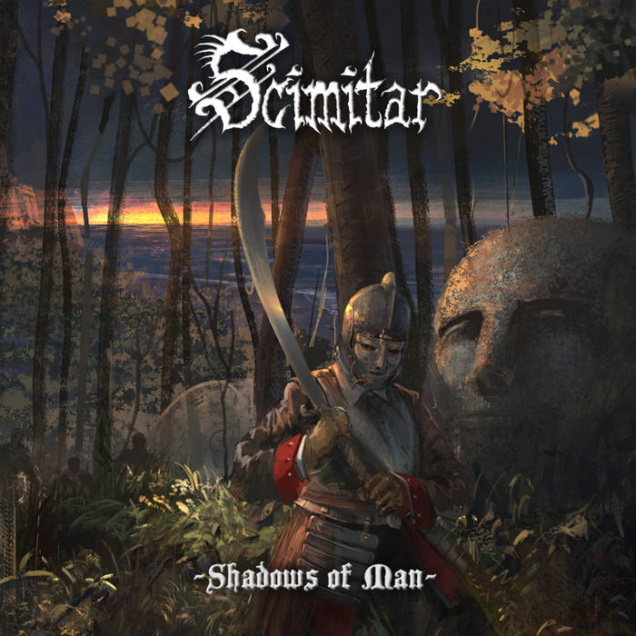 shadows of man du groupe scimitar