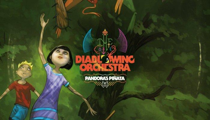 diablo swing orchestra - pandora's pinata