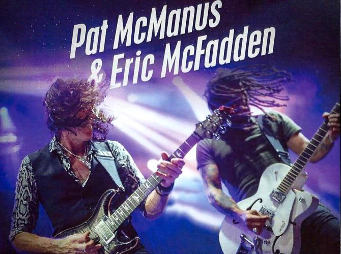 Two Big Mc's Live At Patrimonio par PAT MCMANUS ET ERIC MCFADDEN