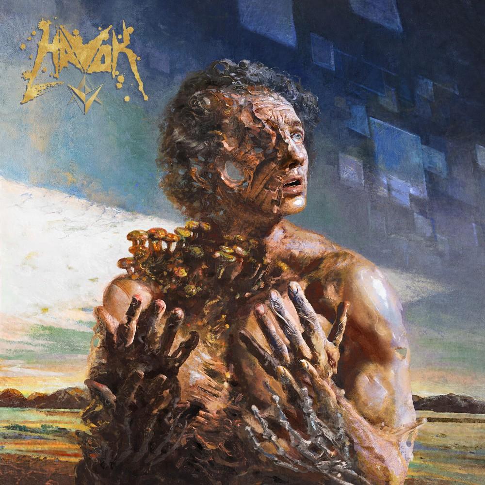 pochette de l'album V havok