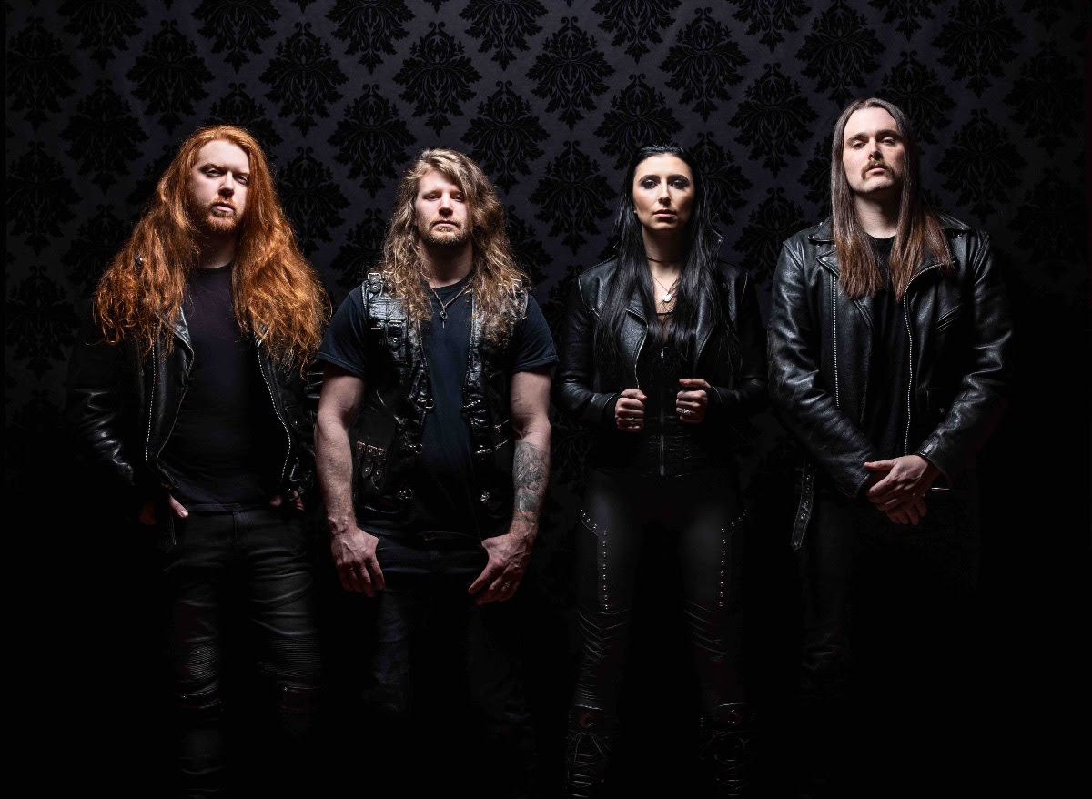 UNLEASH THE ARCHERS photo 2020