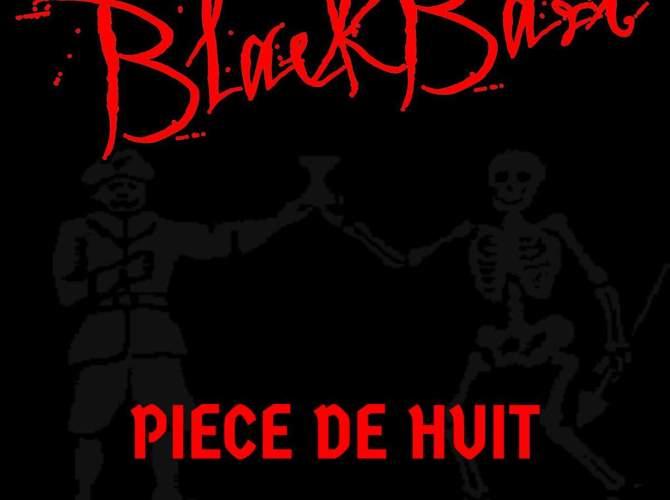 pièce de huit du groupe black bart