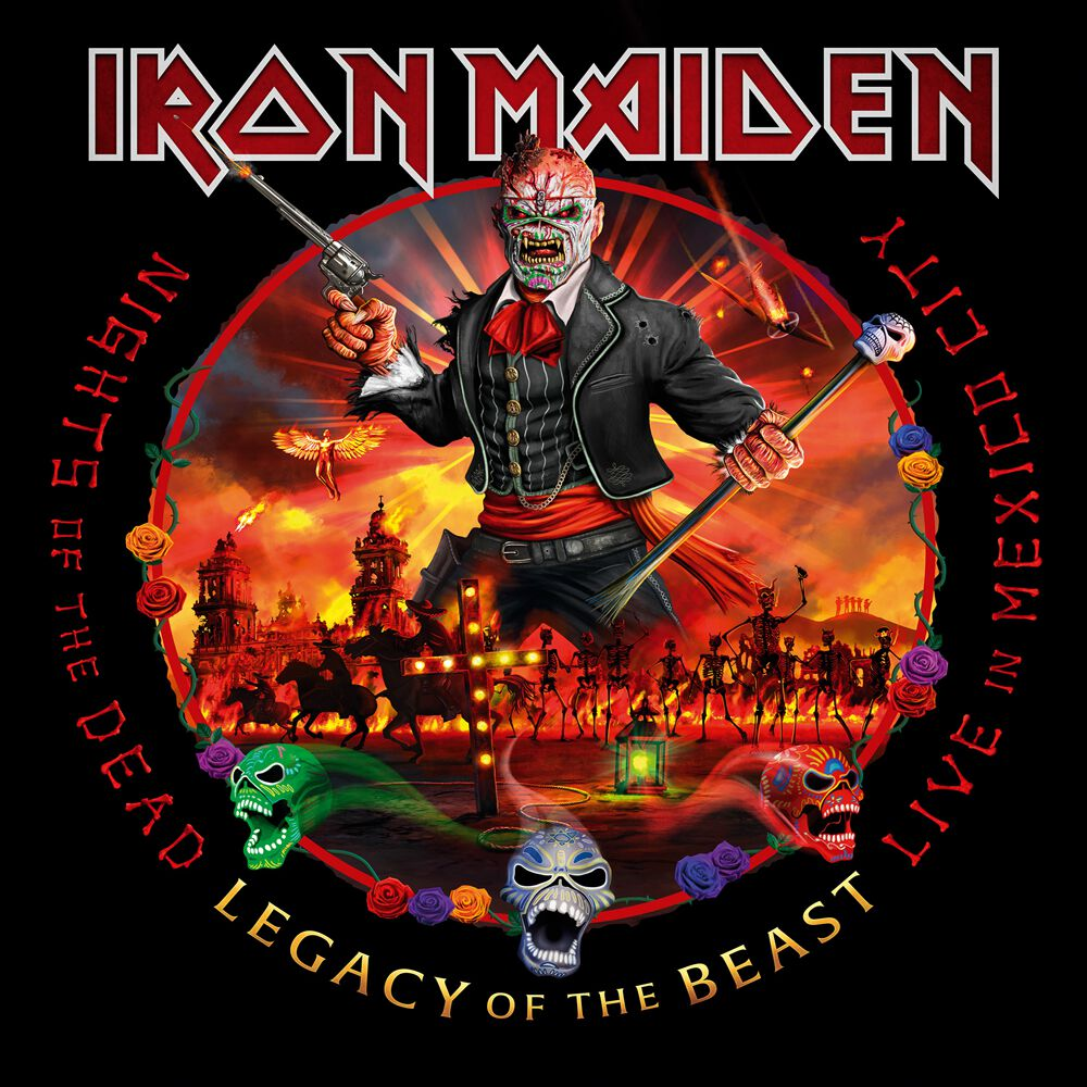 live in mexico city par iron maiden