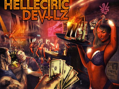 THE HELLECTRIC DEVILZ- The hellectric club