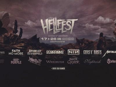 Hellfest 2022 - Headliners