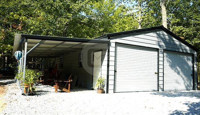 Garages For Sale Buy Prefab Steel Garages Online