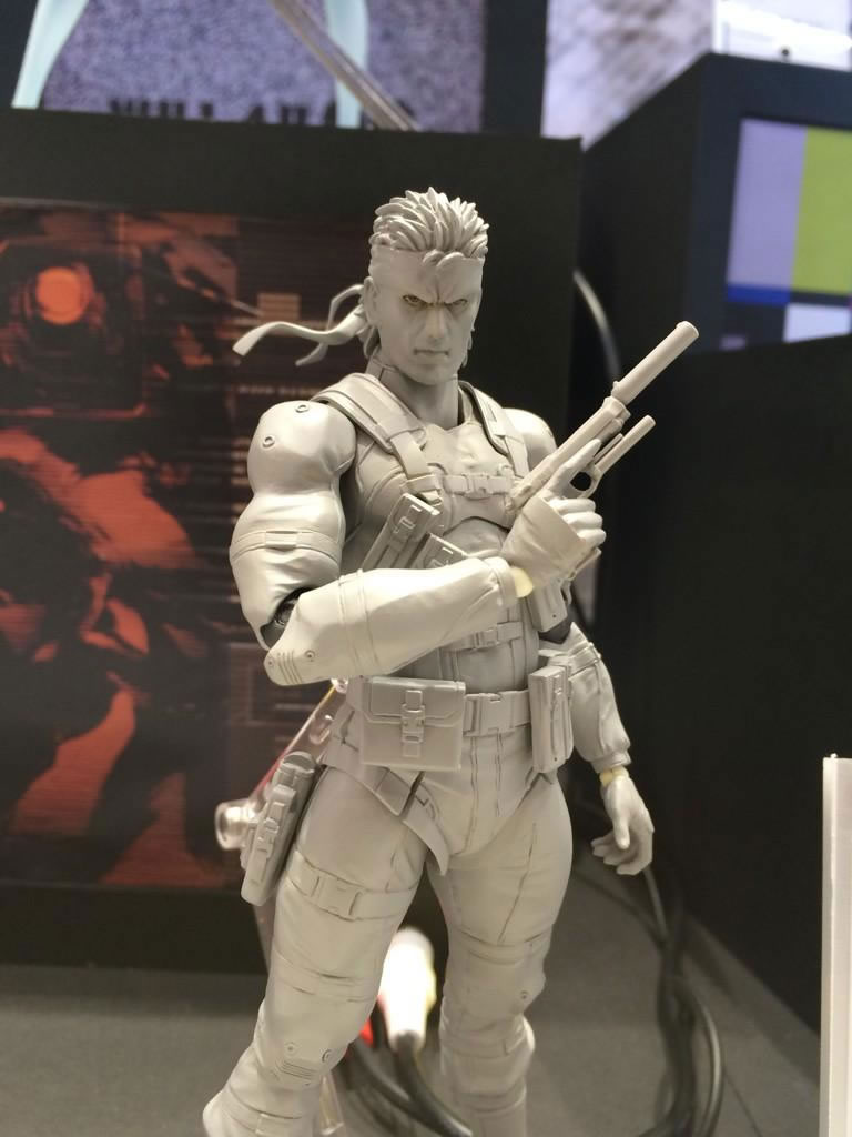 New Metal Gear figures shown at Wonder Festival 2014  Metal Gear Informer