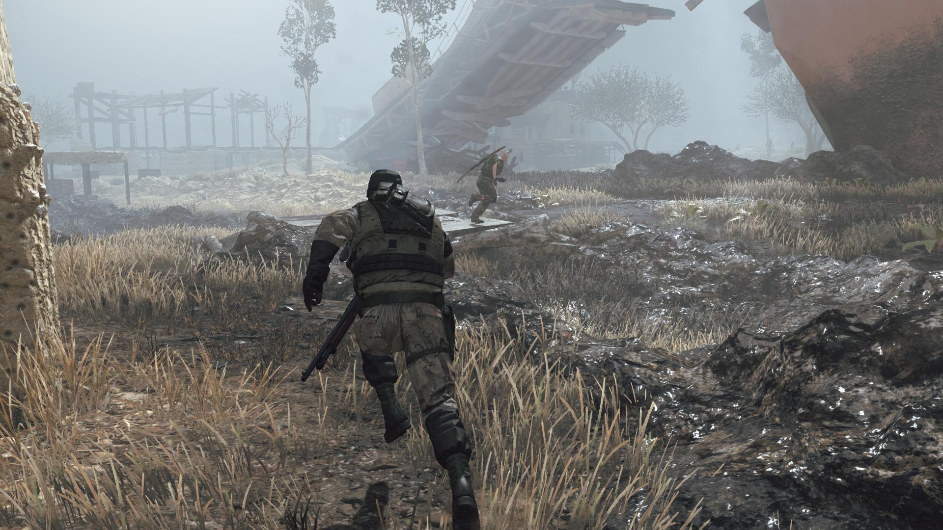 First Metal Gear Survive gameplay shown at Tokyo Game Show  Metal Gear Informer