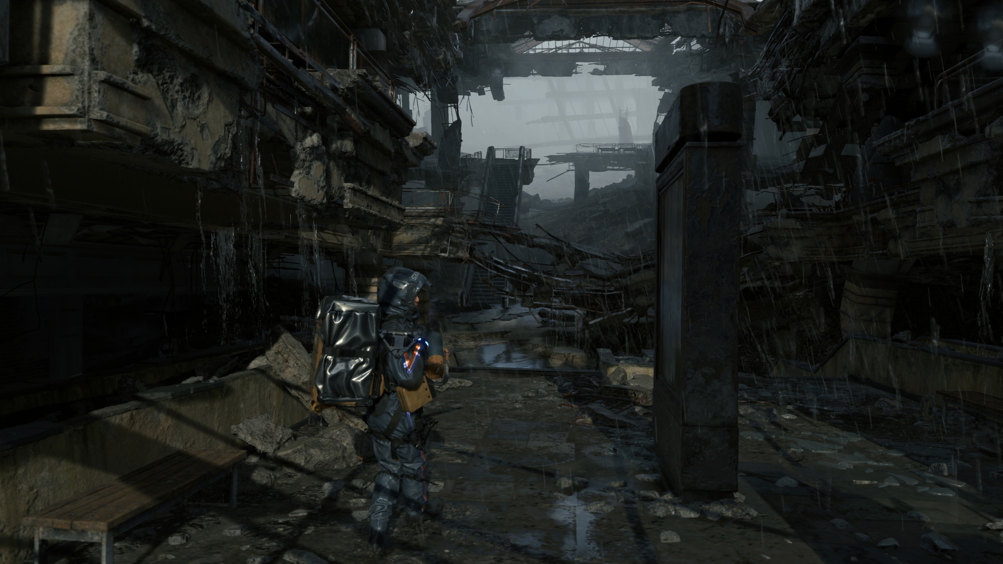 Gear Wallpaper Hd Here Is The E3 2018 Trailer For Death Stranding Metal