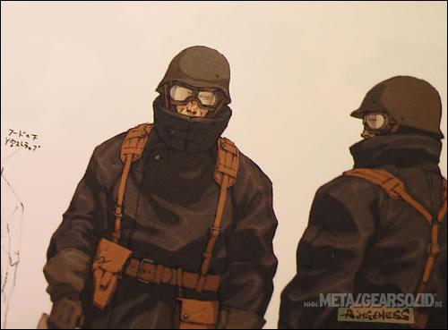 Gear Book Official Art Solid Works Metal Walker Art Peace