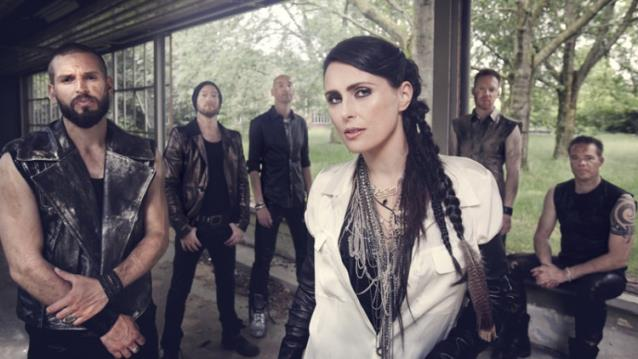 Within Temptation – Whole World is Watching ft. Dave Pirner