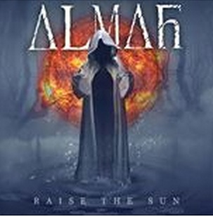 Almah - Raise The Sun Capa